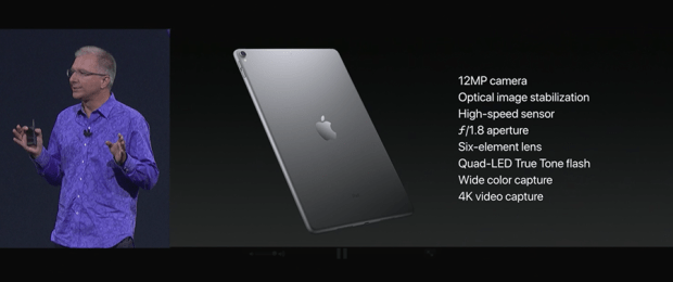 Apple 推出 10.5 吋 iPad Pro,體積縮小螢幕更大,設計取向朝 PC 看齊 WWDC2017-263