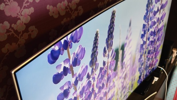 幾可亂真的超真實色彩!Samsung Q8C 65 吋 QLED 量子點電視開箱、評測 7073375