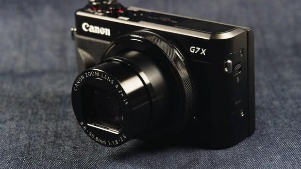 輕薄隨身高階數位相機 Canon PowerShot G7X Mark II 評測,參加神腦線上年中慶再送更多好禮! 7170029-1