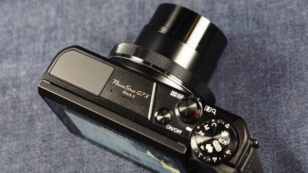 輕薄隨身高階數位相機 Canon PowerShot G7X Mark II 評測,參加神腦線上年中慶再送更多好禮! 7170030-1