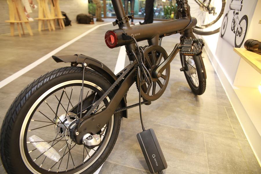 越騎越賺錢的自行車!米騎生活體驗門市+騎記電助力摺疊自行車國際版試乘分享 IMG_6763