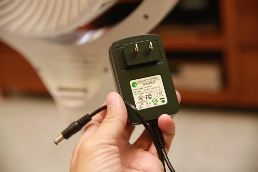 「Day Plus 空氣濾淨創風機」電扇+空氣清淨機合體 製造乾淨空氣、節省居家空間 IMG_6924