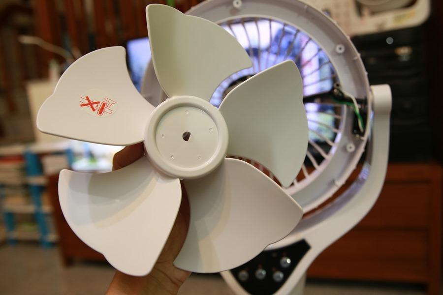 「Day Plus 空氣濾淨創風機」電扇+空氣清淨機合體 製造乾淨空氣、節省居家空間 IMG_6950