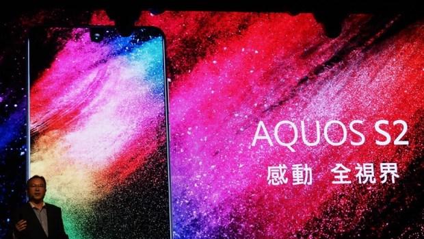 日系品牌 SHARP 推出無邊框新機 AQUOS S2,多項特色極似傳說中的 iPhone 8 8150364