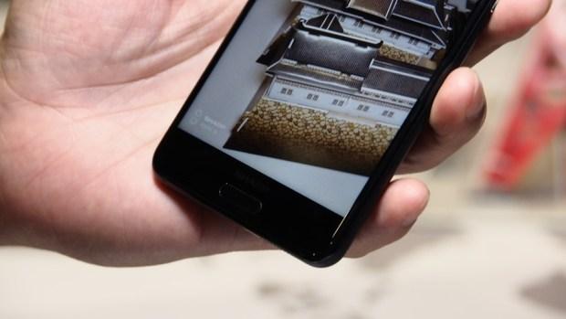 日系品牌 SHARP 推出無邊框新機 AQUOS S2,多項特色極似傳說中的 iPhone 8 8150413