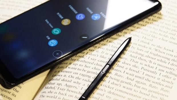 [全球首發] Galaxy Note8 發表! 第一手搶先動手玩 8230807