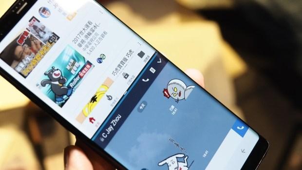 [全球首發] Galaxy Note8 發表! 第一手搶先動手玩 8230845