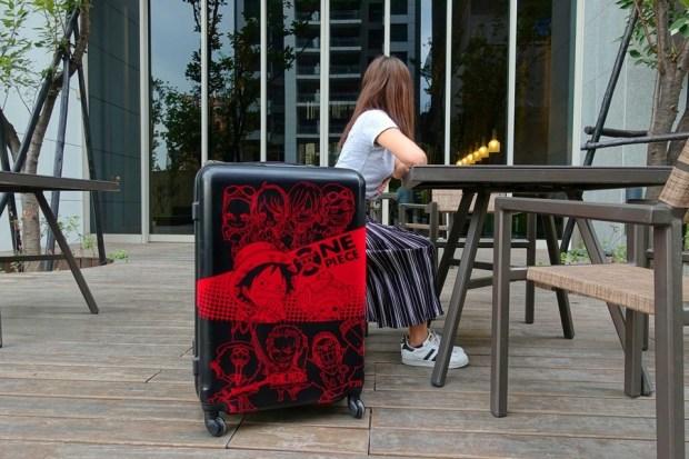 遠傳網路門市辦 4.5G 吃到飽就送28吋限量航海王行李箱,購物不限金額再送航海王收納盒 DSC07038-2