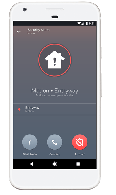 Nest Secure 居家安全防護系統,不用改變生活習慣隨時掌握住家狀況 011