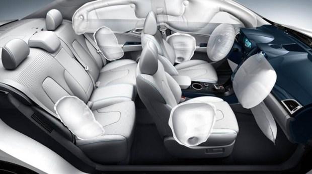 買車就從安全挑起,台灣車市安全氣囊配備總整理 4