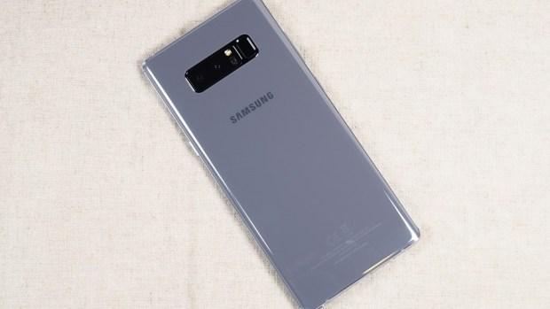 Samsung Galaxy Note8 完整評測:有史以來最接近單眼相機畫質的照相手機 8270847
