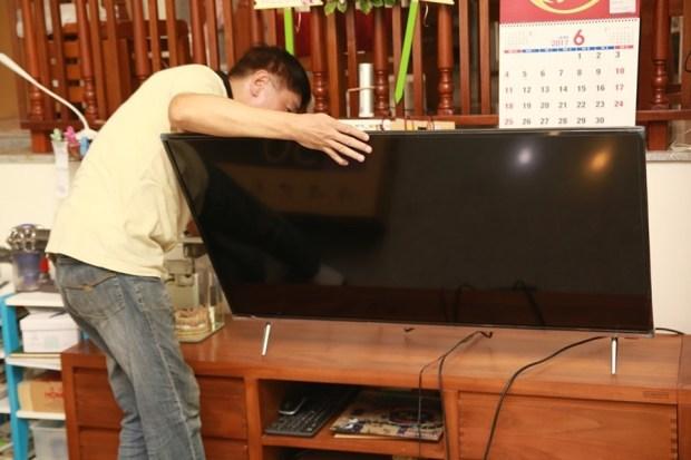 推坑你BenQ 50吋4K HDR 智慧低藍光電視 (50JM700),護眼現在開始都不遲 IMG_7104-006