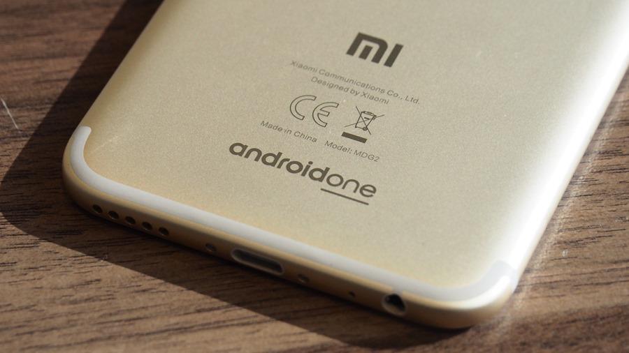 小米全新雙鏡頭手機 Mi A1 強勢登場!!首支搭載 Android one 系統,不到七千元 P9051058
