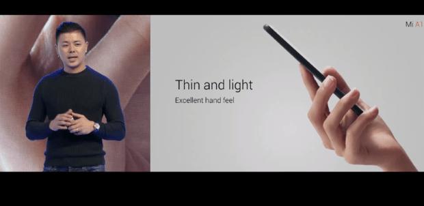 小米全新雙鏡頭手機 Mi A1 強勢登場!!首支搭載 Android one 系統,不到七千元 Screenshot_20170905-151034