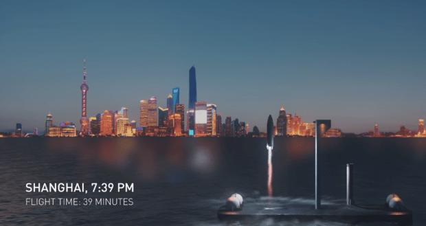 特斯拉創辦人又有狂想法! 用火箭 30 分鐘送你到地球大部分城市 image-27