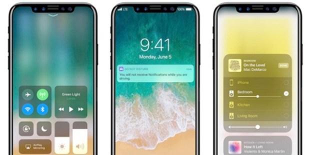 最新證實 iPhone 8 將具備 Face ID 臉部 3D 辨識技術,將取代 Touch ID iphone-8