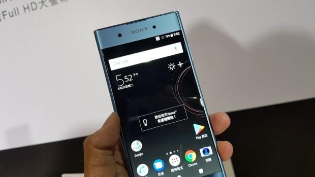 專屬年輕人的中階手機,大螢幕、大電量 Sony Xperia XA1 Plus 在台上市 20171002_142937