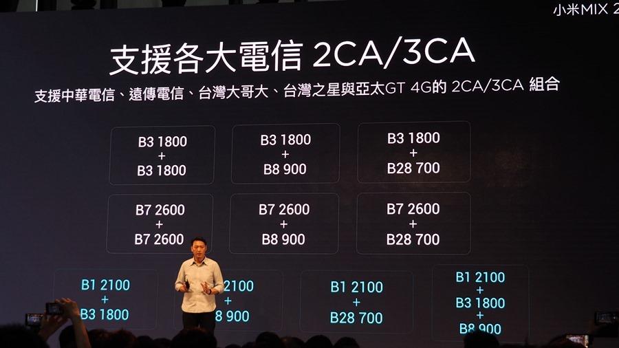 全面屏手機始祖「小米 MIX 2」正式在台灣上市,大螢幕佔比 14,999 輕鬆入手 A191736