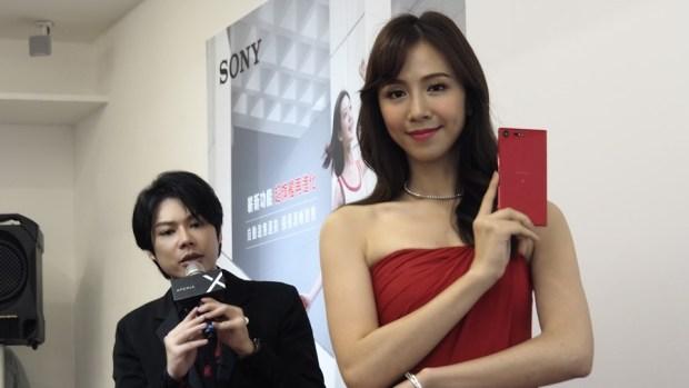 Sony Xperia XZ Premium 推出超亮眼新色「鏡紅」,搶搭今年秋冬時尚精品手機! A251898