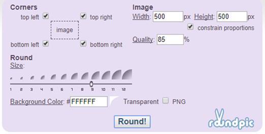 Roundpic 線上圓角圖片製作工具,支援 PNG 透明底 Image-019
