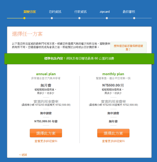Zipcar 共享汽車體驗心得:大台北24小時隨時可租好方便 image-11