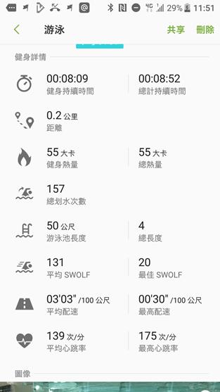 Samsung Gear Sport 開箱評測,兼具運動貼身教練與智慧手錶的時尚組合 Screenshot_20171108-235146