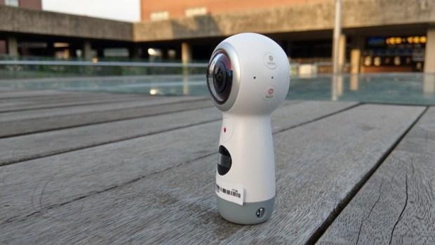 Samsung Gear 360(2017)全景攝影機+Gear VR 2017開箱評測 image003-1