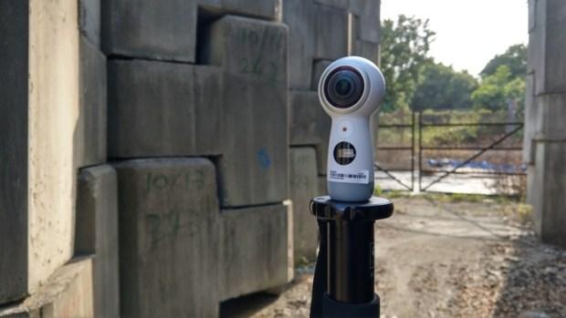 Samsung Gear 360(2017)全景攝影機+Gear VR 2017開箱評測 image019-1