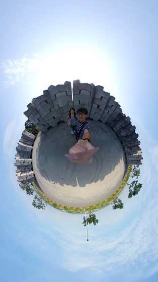 Samsung Gear 360(2017)全景攝影機+Gear VR 2017開箱評測 image025