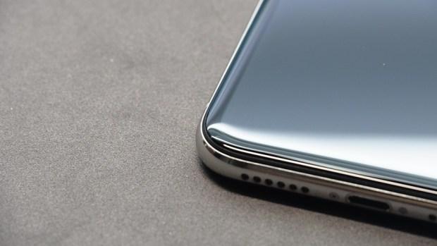 iPhone X 金屬邊框居然超脆弱!推薦你到這邊來體驗超完整包膜 B132170