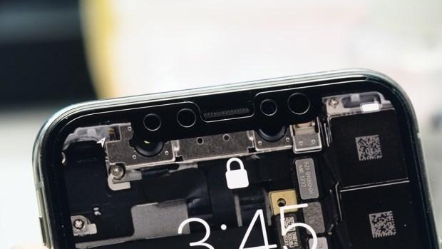 iPhone X 金屬邊框居然超脆弱!推薦你到這邊來體驗超完整包膜 B132196