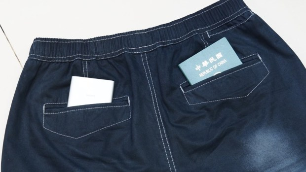 口袋超方便!穿了就會上癮的 PROFI 男褲,男生一定要看 C222861