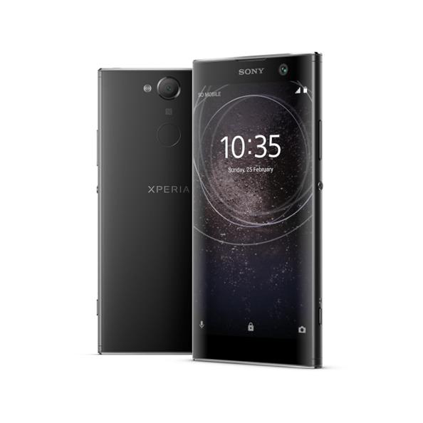 [CES 2018] Sony mobile 新機不一樣了! Xperia XA2、XA2 Ultra、L2 連袂發表 02_xperia_xa2_black_group