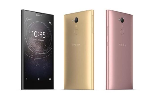Sony 中階新機發表,輕鬆價格得到旗艦機功能 - Xperia XA2、Xperia XA2 Ultra、Xperia L2 10_Xperia_L2_colours_range