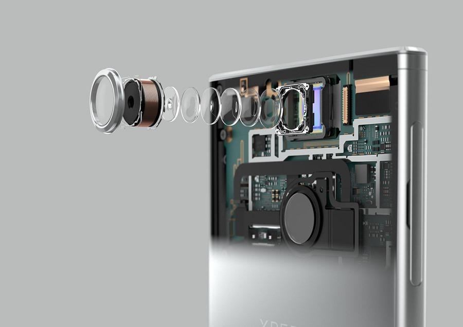 Sony 中階新機發表,輕鬆價格得到旗艦機功能 - Xperia XA2、Xperia XA2 Ultra、Xperia L2 15_Xperia_XA2_silver_back_camera