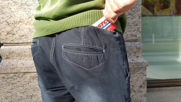 口袋超方便!穿了就會上癮的 PROFI 男褲,男生一定要看 20180116_144634