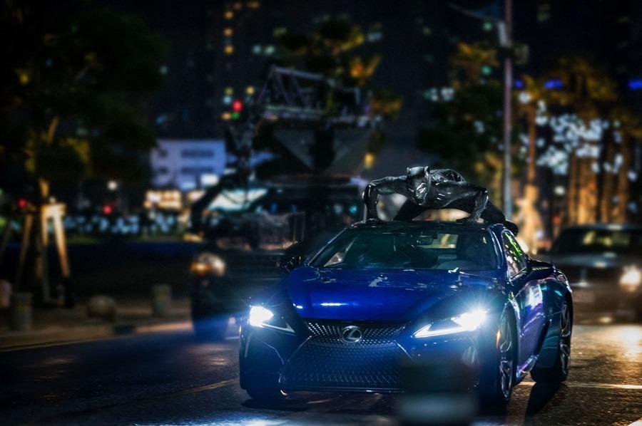 過於前衛,是好還是壞?Lexus 的抉擇 Black-Panther