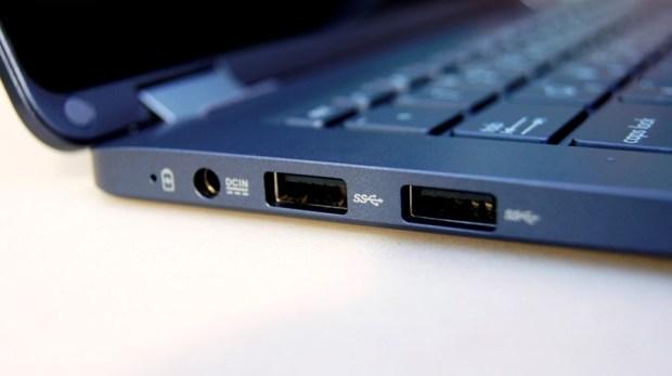 22小時超長續航、隨時連網,全球第一台 Gigabit LTE 筆電 Asus NovaGo DSC7505