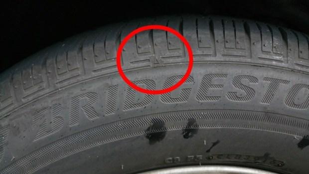輪胎上的數字,你知道是什麼嗎? IMAG0900_1
