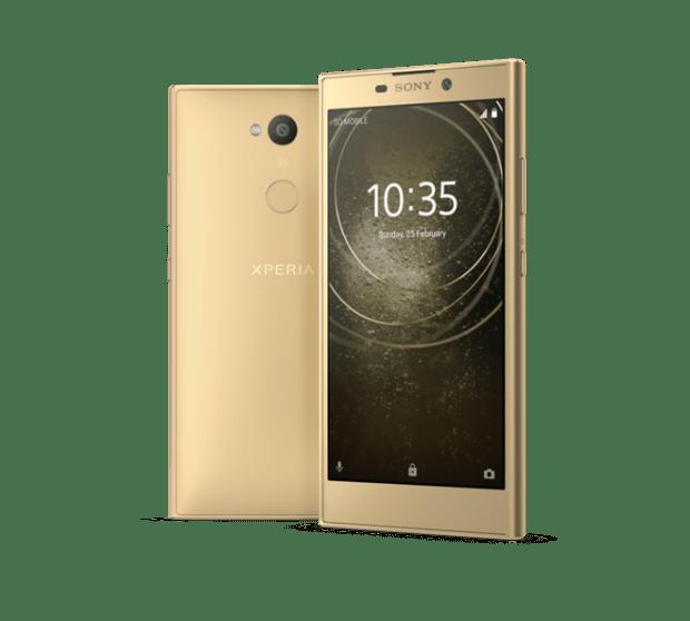 [CES 2018] Sony mobile 新機不一樣了! Xperia XA2、XA2 Ultra、L2 連袂發表 L2