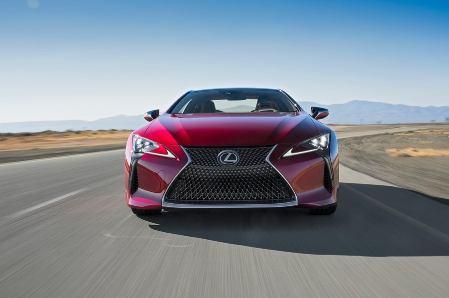 過於前衛,是好還是壞?Lexus 的抉擇 LC500