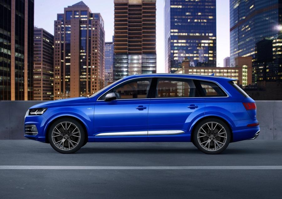 德國 Audi 柴油車型因排放問題召回逾12萬輛 Q7