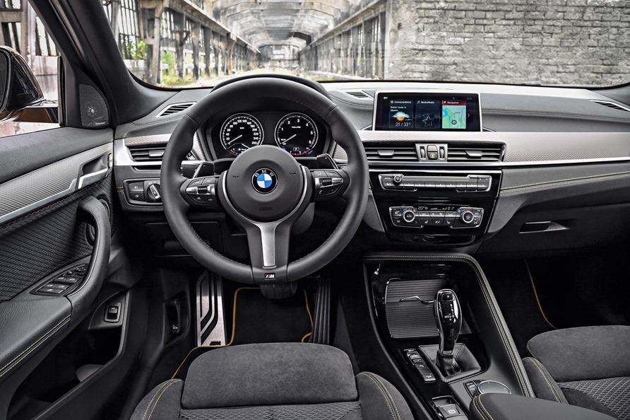 車迷期待的 BMW X2 不只有四驅 xDrive 版本,還會推出前輪驅動版本 bmw_x2_official_13