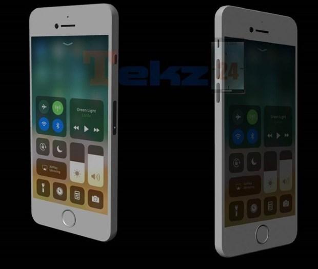 更多 iPhone SE 2 資訊,將採用玻璃背蓋並支援無線充電技術 iPhone-SE-2-sides