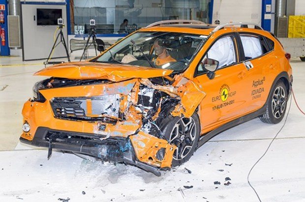 Euro NCAP 2017年度各級距最佳安全車款,你的車有上榜嗎?! subaru_xv_2017_SmallLap