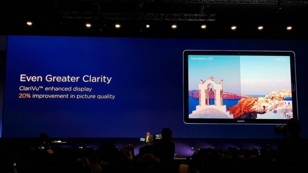 [MWC 2018] 華為正式發表 MateBook X Pro 及 MediaPad M5/M5 Pro 20180225_143421