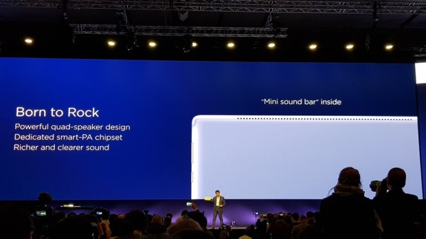 [MWC 2018] 華為正式發表 MateBook X Pro 及 MediaPad M5/M5 Pro 20180225_143445