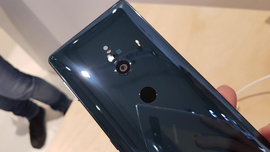 [MWC 2018] 突破邊界,第一款支援 4K HDR 攝影的手機來了!它是 Xperia XZ2 20180226_091618