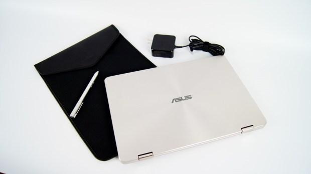 13 小時超長續航!ASUS ZenBook Flip 14 360° 翻轉筆電 評測 (UX461) DSC7657