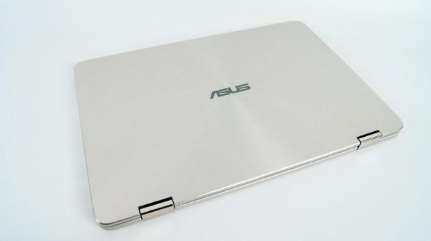 13 小時超長續航!ASUS ZenBook Flip 14 360° 翻轉筆電 評測 (UX461) DSC7662